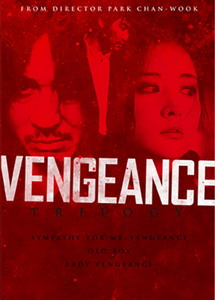 Vengeance Trilogy DVD