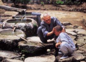 A Little Monk