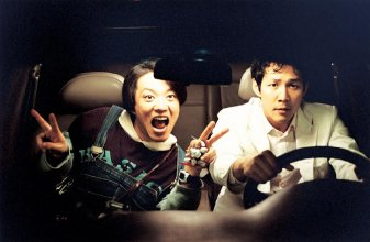 Korean Movie Reviews for 2003: Save the Green Planet, Memories of